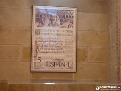Rioja Alta-Yuso,Suso-Ezcaray-Nájera;escapadas desde madrid licencia federativa senderismo cercedill